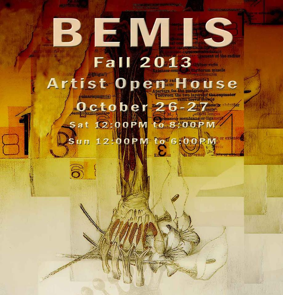 Bemis Arts Fall Show, Seattle WA